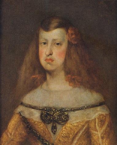 juan-bautista-martinez-del-mazo-retrato-de-doña-mariana-de-austria