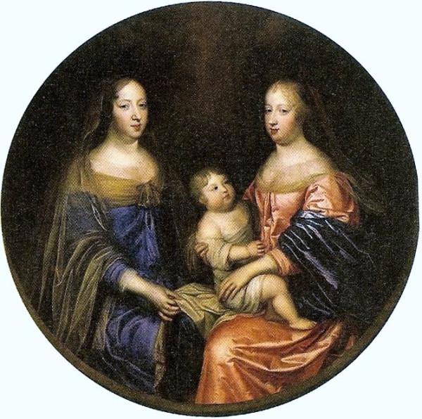 Anned'AutricheetMarie-Thérèsed'Espagne