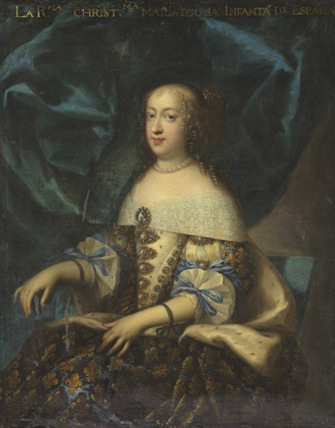 Portrait_of_Marie_Thérèse_of_Austria,_wife_of_Louis_XIV_attributed_to_Charles_Beaubrun
