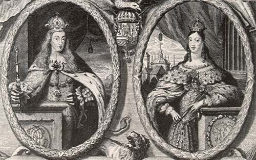 84583457_Carlos_II_and_his_first_wife_MarGa_Luisa_de_Orleans