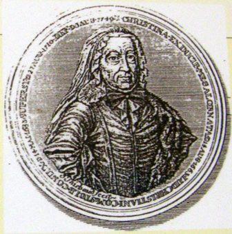 1663 Christina