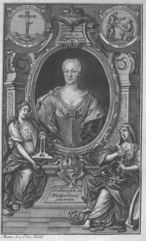 Auguste, daughter of Magdalena