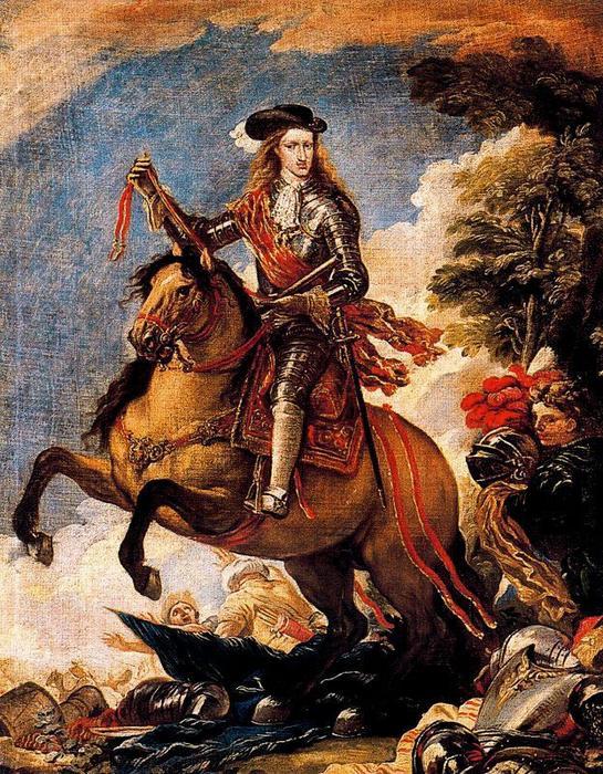 Luca-Giordano-Carlos-II-on-horseback