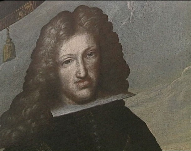 Aritratto-di-Carlo-II