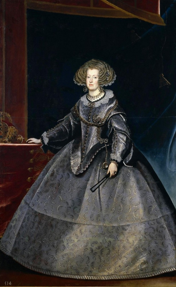 Mariana_of_Austria_(1606-1646)_as_Holy_Roman_Empress_by_Franz_Luycx