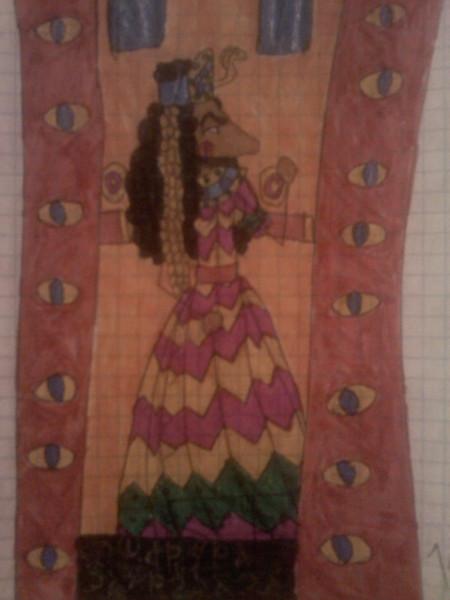 Царица Нафрутана