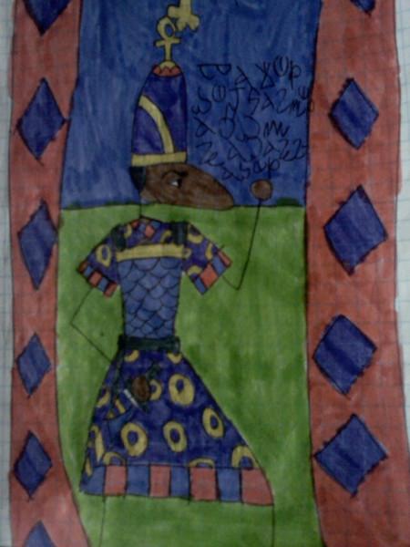 Ваджер в короне регента (1)