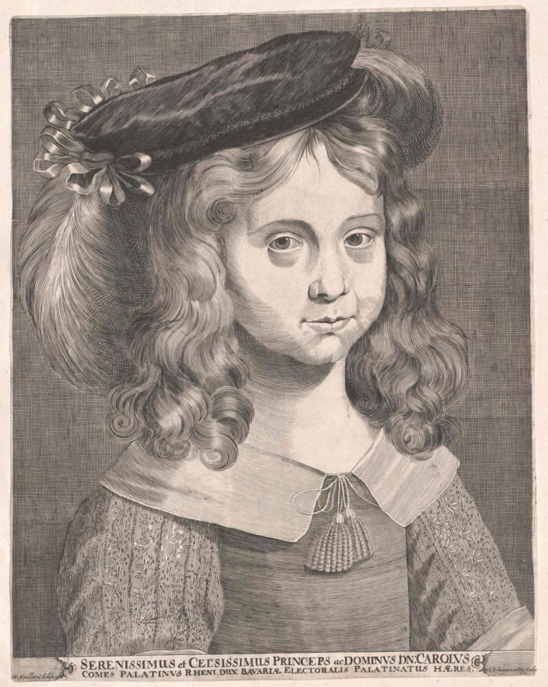 Карл II Пфальцский (1651-1685)