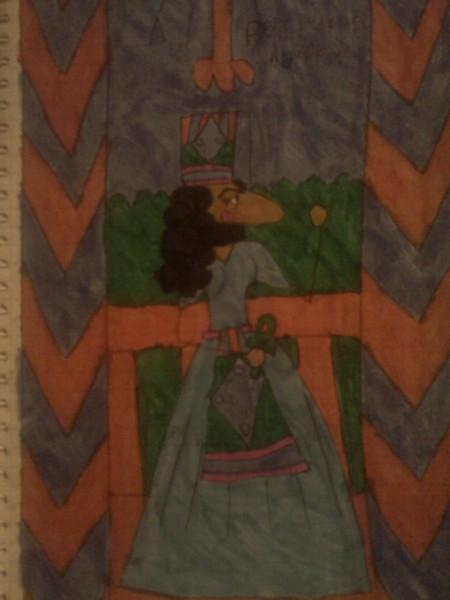Мейри в короне