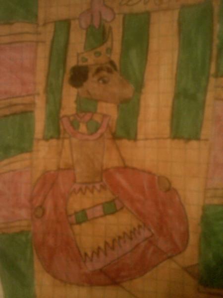 Кхетуди, сын Нафрутаны
