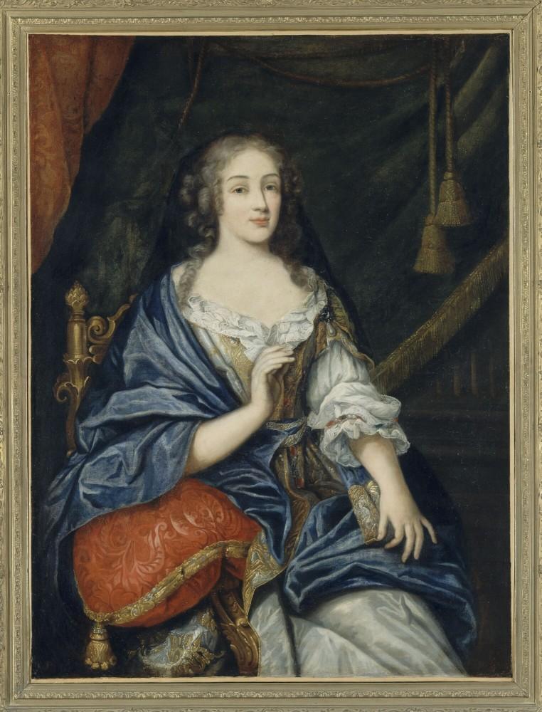 Charlotte von Hessen-Kassel from Versailles