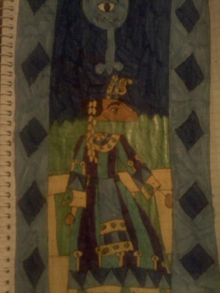 Кхетуди в короне