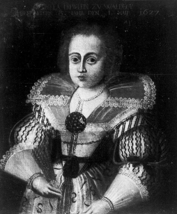 Sibylle de Waldeck