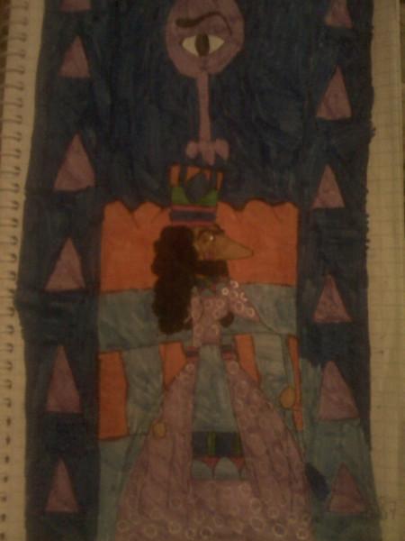 Ава в короне