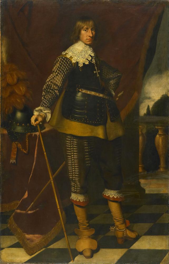 Генрих Казимир I Нассау-Дицский (1612-1640)