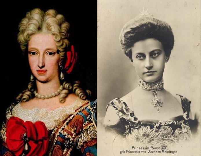 Adelheidingen - Mariandel und Feodora