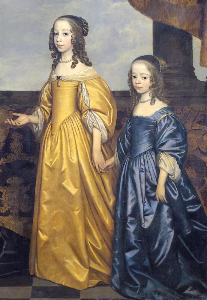 Albertine en Henriette