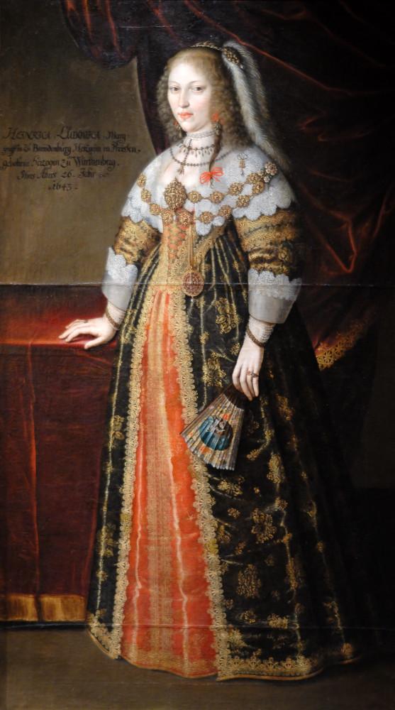 Henriette_Luise_von_Württemberg