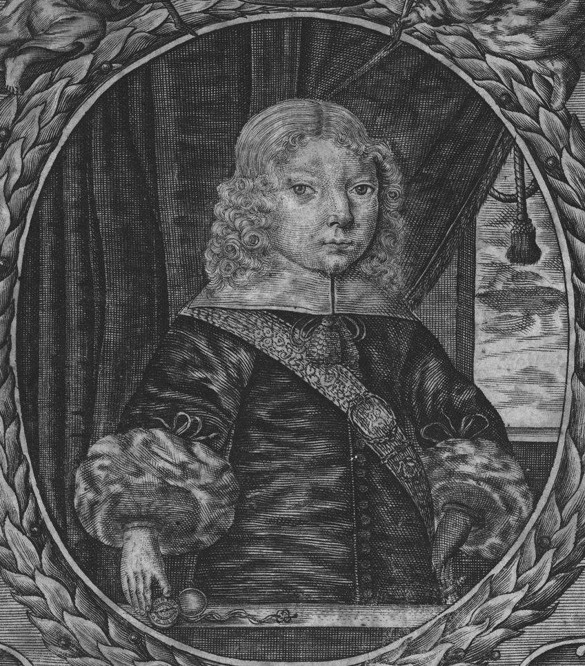 Cristiano II de Sajonia-Merseburgo