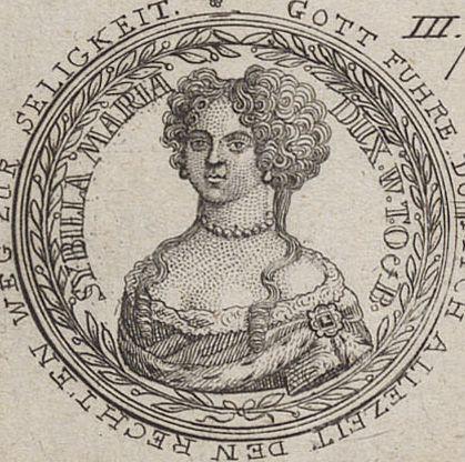 Sibila de Sajonia-Merseburgo