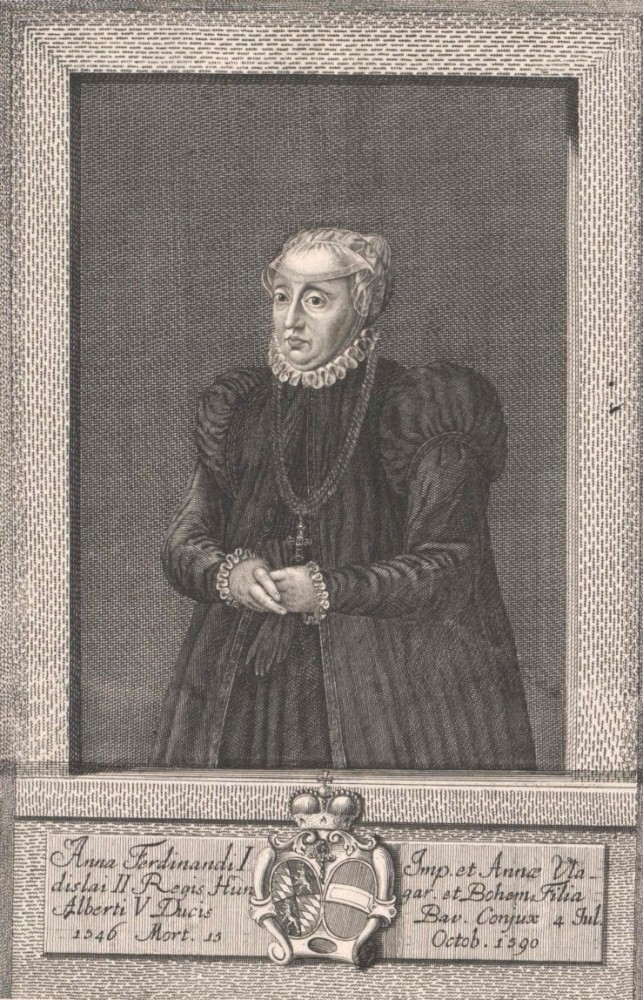 Anne von Osterreich