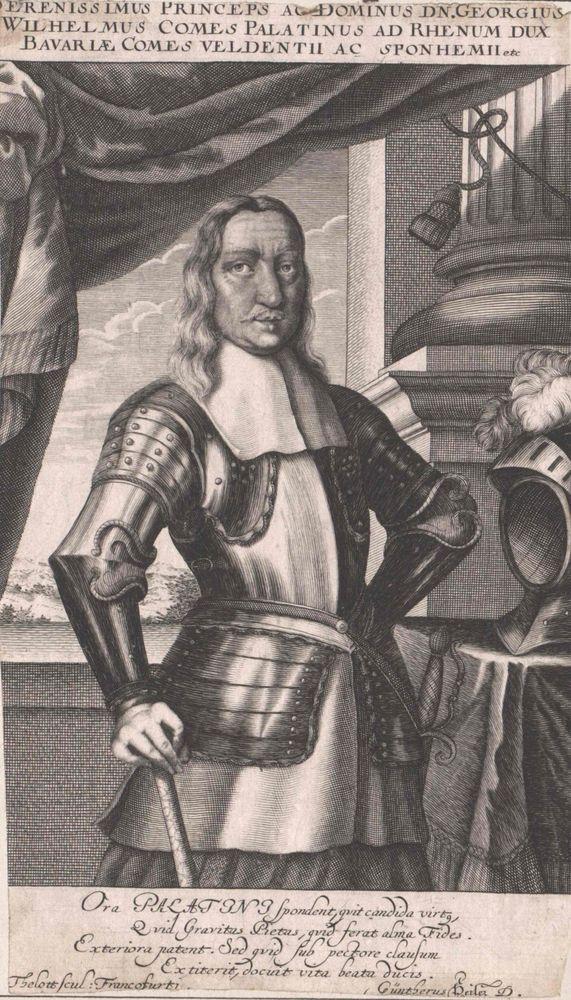 Georg Wilhelm von Pfalz-Birkenfeld