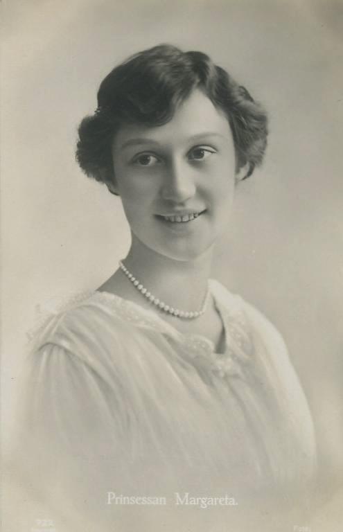 Маргарита Шведская (1899-1977)