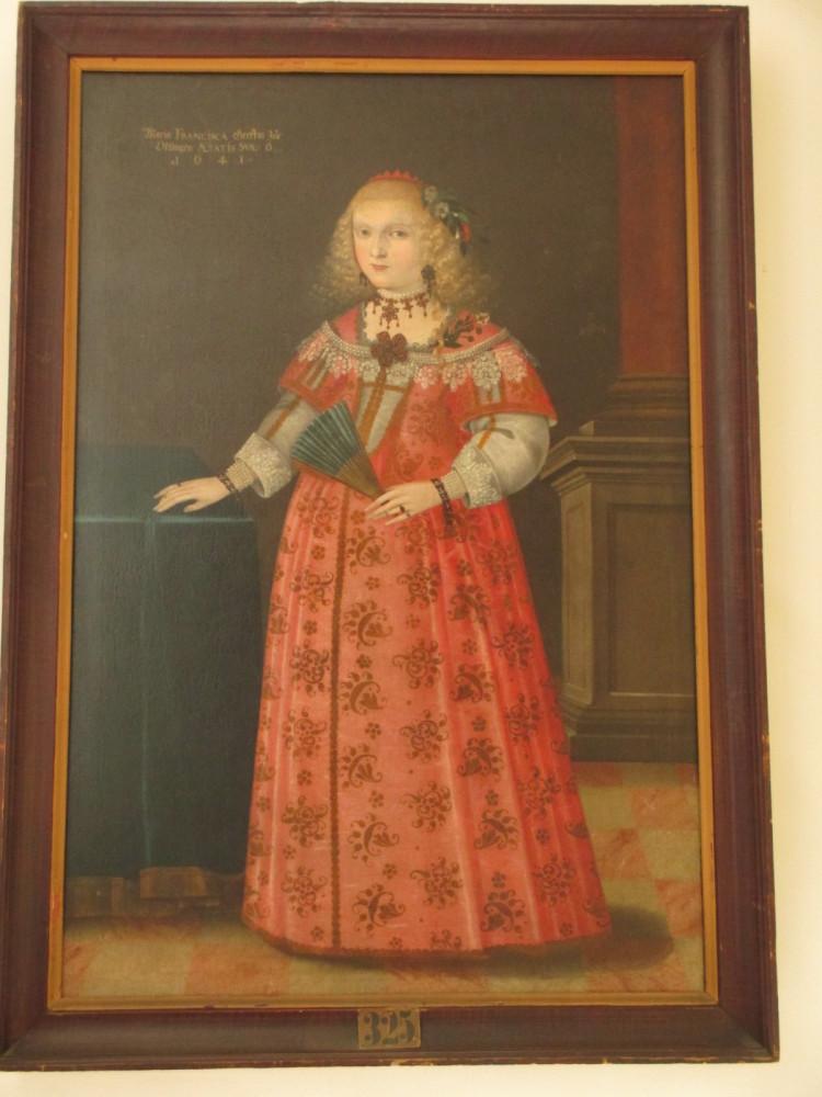 Maria Franziska von Oettingen-Baldern (1634-1686)