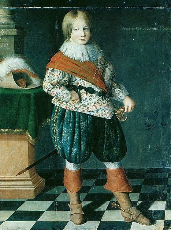Graf Ferdinand Friedrich Egon Grafen zu Fürstenberg Heiligenberg, 1628
