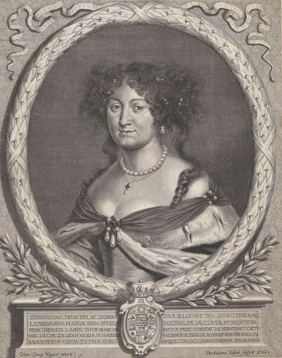 Elisabetta Dorotea di Sassonia