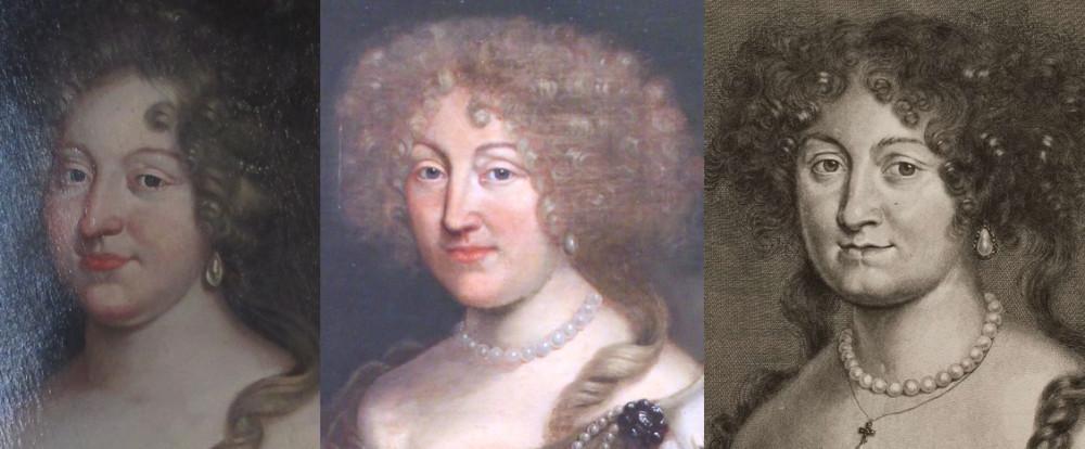 Drei Elisabeth Dorothea