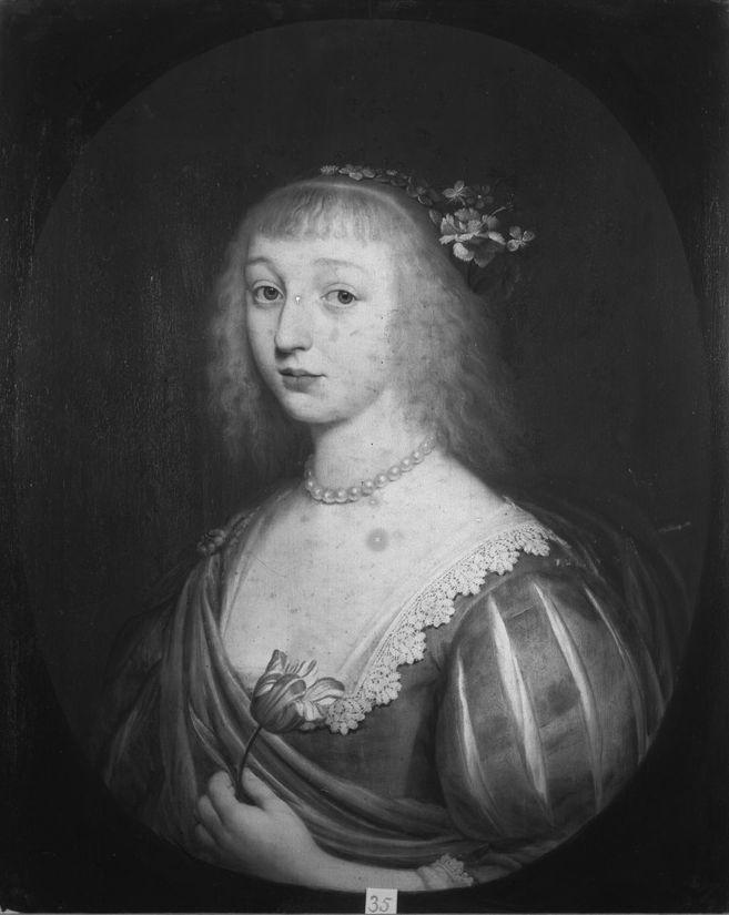 Sophie Dorothea von Brederode (1620-1678)