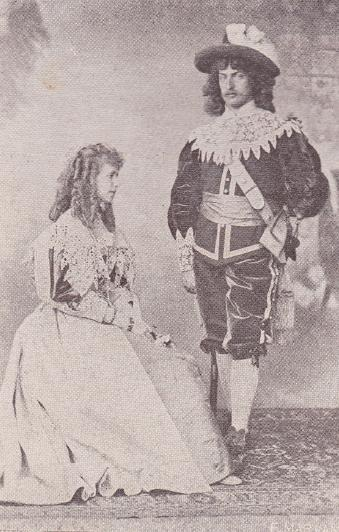 Prince-Ferdinand-and-Princess-Marie-at-a-costume-ball-given-at-the-Royal-Palace