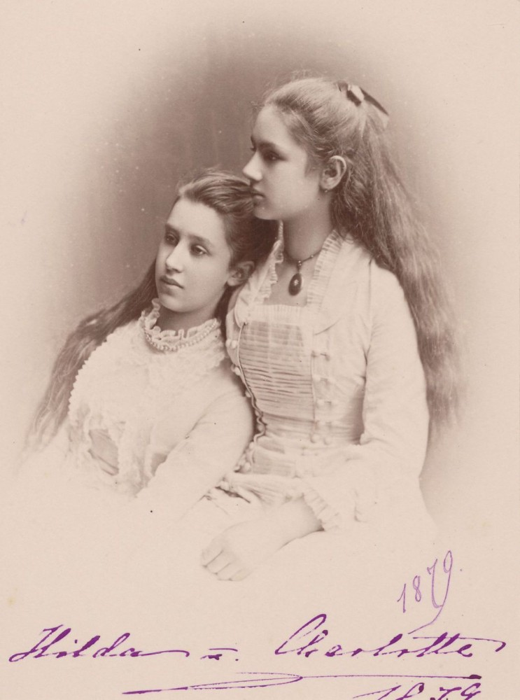 Hilda Charlotte 1879