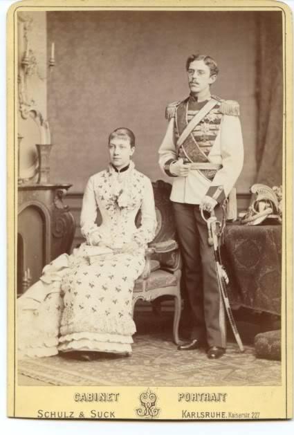 GustaveVandwifeSweden1881