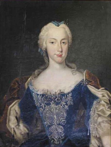 1668 Elisabeth, daughter of Magdalene