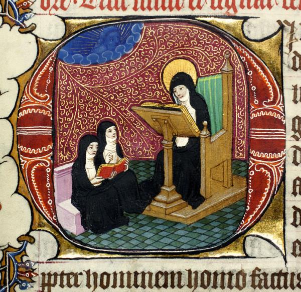 Сколько на самом деле жили монахини в Средневековье?
