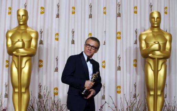Austrian-German actor Christoph Waltz