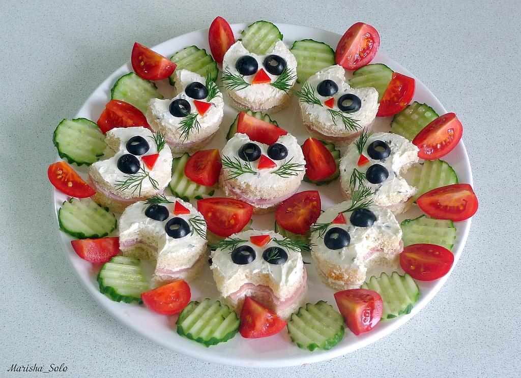Праздничные закуски рецепты на детский день рождения