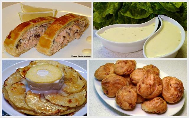 Слоеное тесто рецепты выпечки с фото простые и вкусные