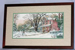 Winter on Main Street