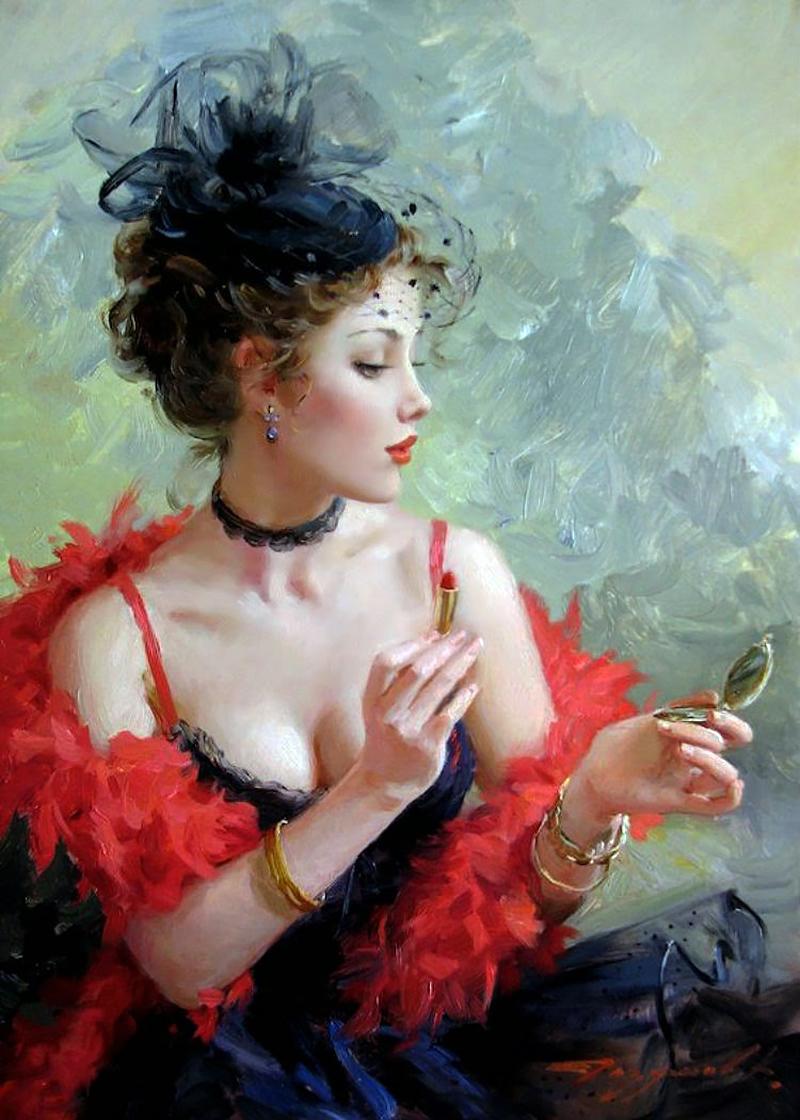 Поэта или незнакомка мечта реальная это женщина