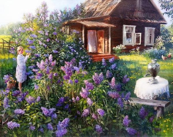 Работы художника Жданова Владимира Юрьевича