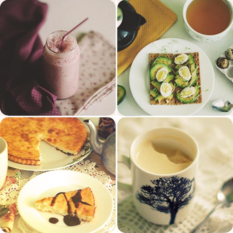 любимые завтраки