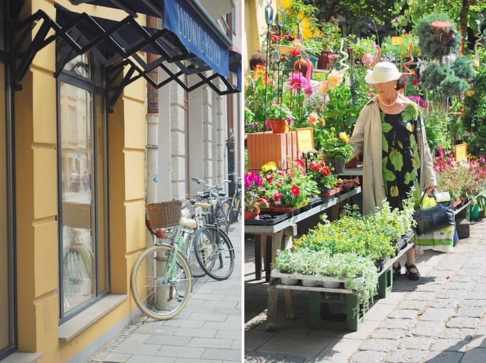 В Германии - Мюнхен