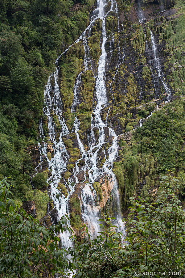 13 Waterfall Trekking by Sogrina