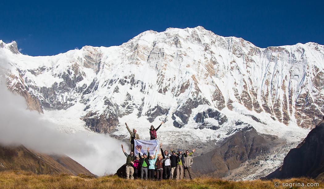 17 Annapurna 1 by Sogrina trem