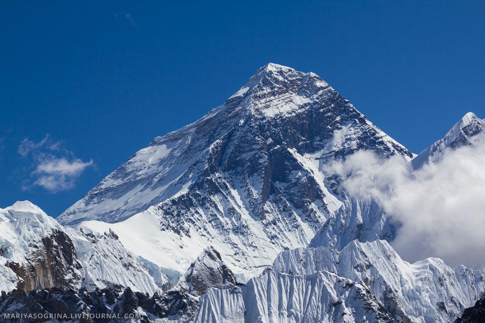 Эверест с Гокио Ри Мария Согрина
