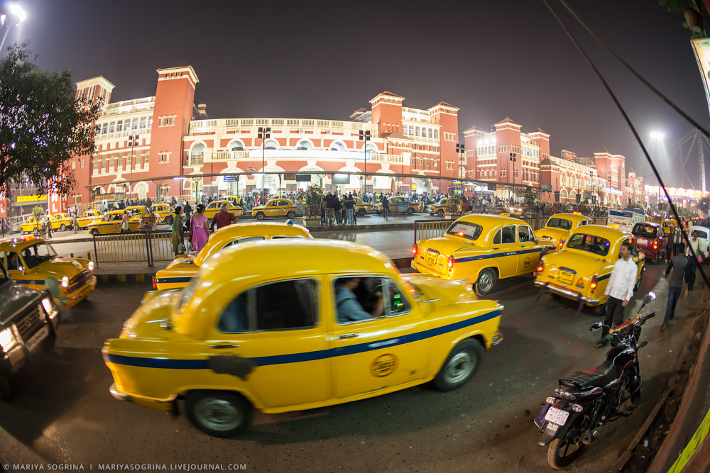 Calcutta by Mariya Sogrina-5