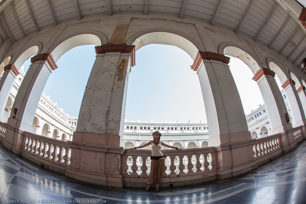 Mariya Sogrina Kolkata Museum-3